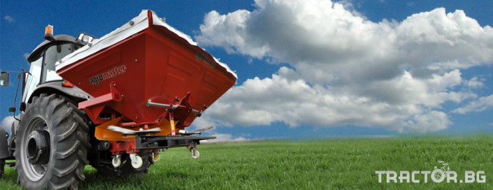 Торачки Agromaster Торачка 1500 литра 0 - Трактор БГ