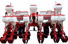Agromaster Дискова сеялка с торовнасяне и микрогранулатор