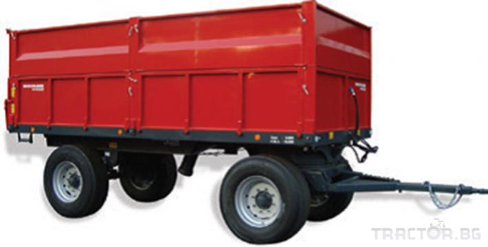 Ремаркета и цистерни Ремаркета и цистерни Herculano 2 - Трактор БГ