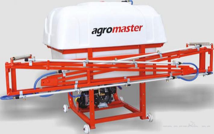 Пръскачки Agromaster 400, 500, 600, 800, 1000 литра 0 - Трактор БГ