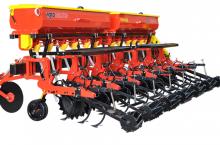 Agromaster YCMF, окопен