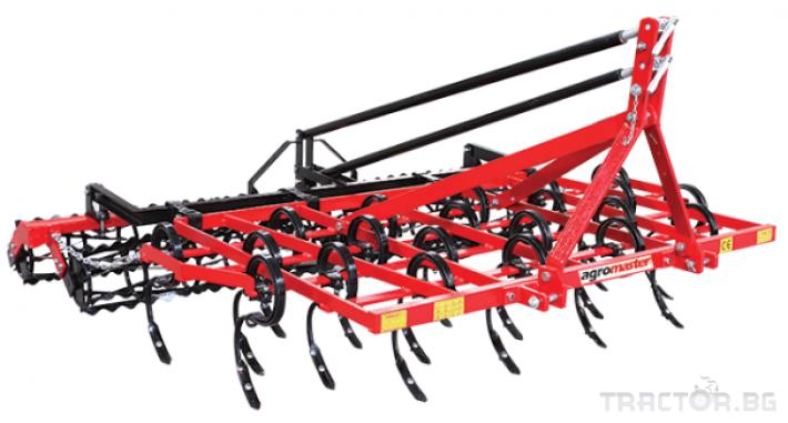 Култиватори AgroMaster 3-редов с двоен валяк 0 - Трактор БГ