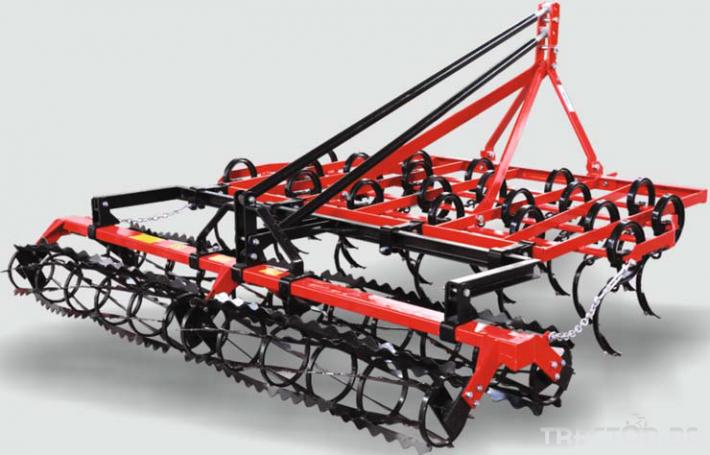 Култиватори AgroMaster 3-редов с двоен валяк 1 - Трактор БГ