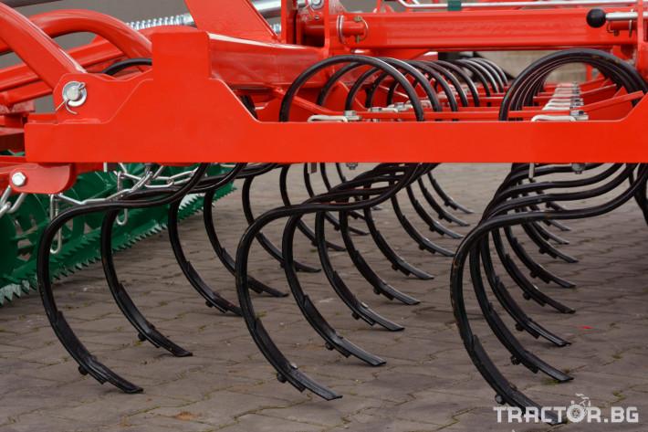 Култиватори Agro Masz Култиватор 4.2 метра 4 - Трактор БГ