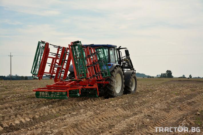Култиватори Agro Masz Култиватор 4.2 метра 1 - Трактор БГ