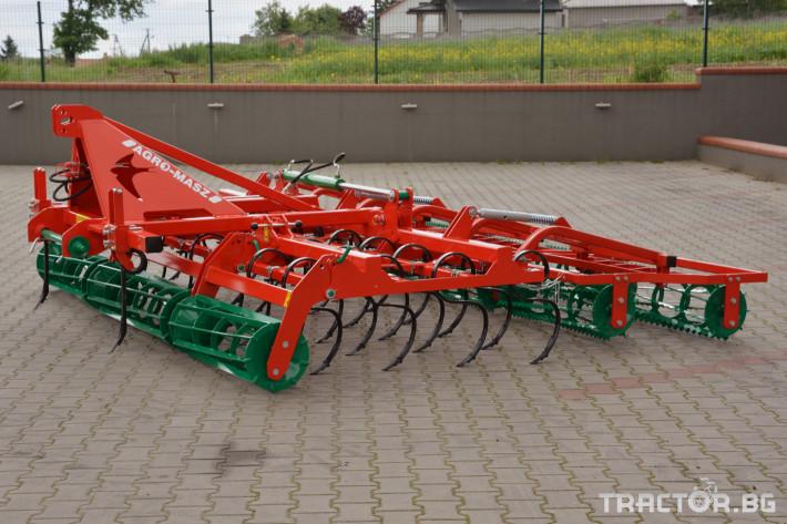 Култиватори Agro Masz Култиватор 4.2 метра 0 - Трактор БГ