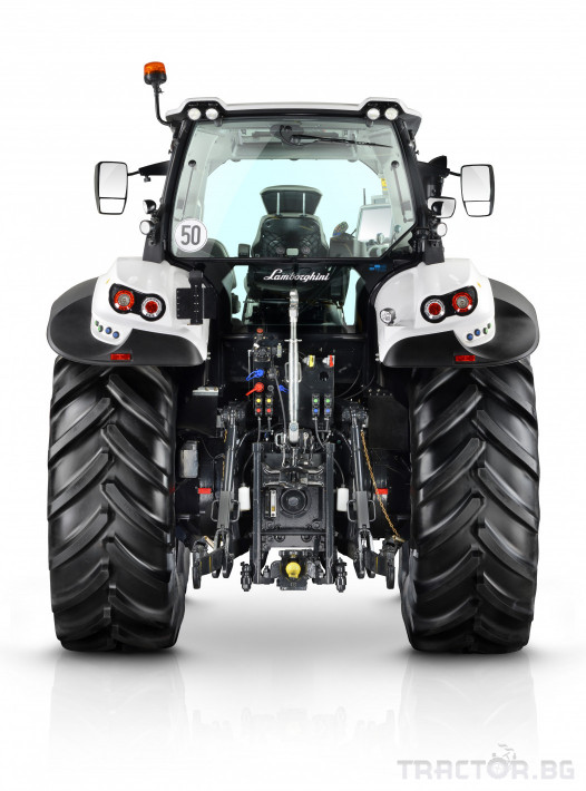 Трактори Lamborghini MACH 2 - Трактор БГ