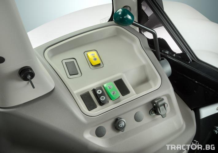 Трактори Lamborghini MACH 6 - Трактор БГ