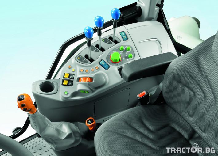 Трактори Lamborghini Strike 3