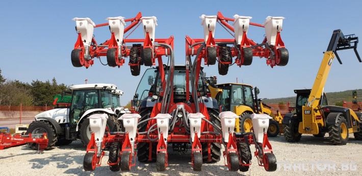 Сеялки Agromaster 12 реда 0 - Трактор БГ