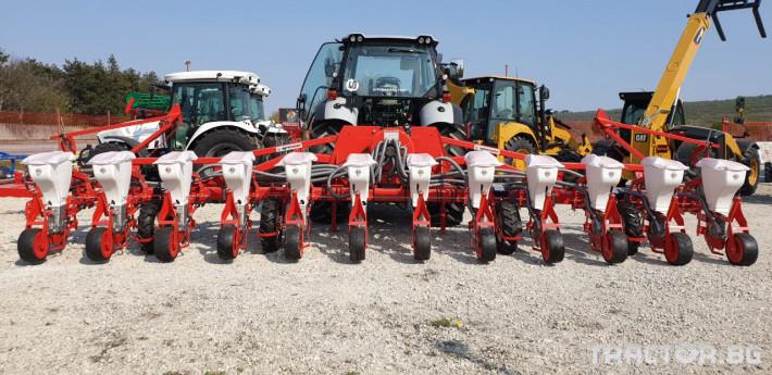 Сеялки Agromaster 12 реда 1 - Трактор БГ