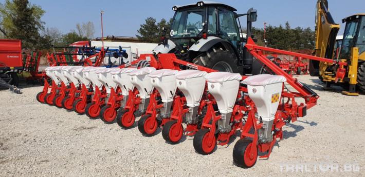 Сеялки Agromaster 12 реда 2 - Трактор БГ