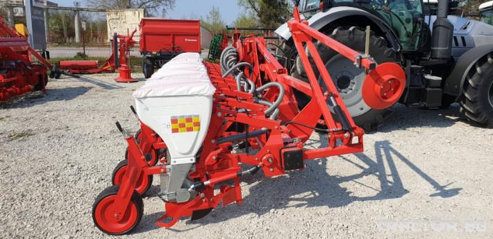 Сеялки Agromaster 12 реда 4 - Трактор БГ