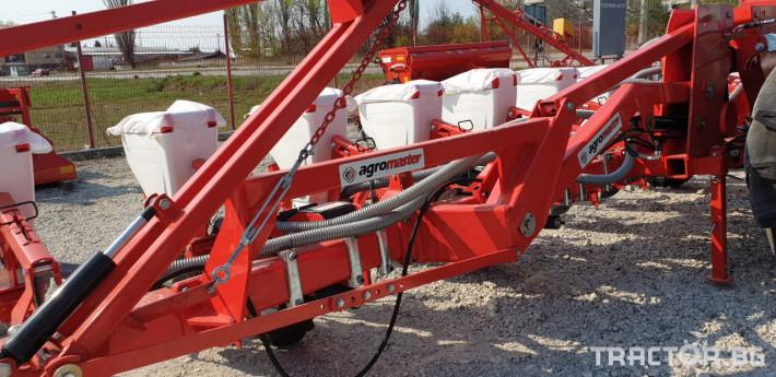 Сеялки Agromaster 12 реда 5 - Трактор БГ
