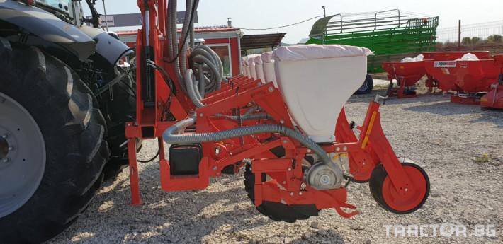 Сеялки Agromaster 12 реда 7 - Трактор БГ