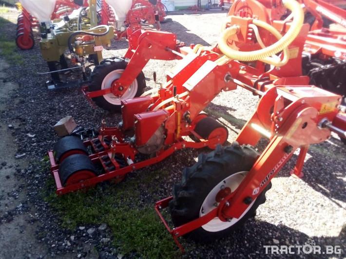Машини за зеленчуци Agromaster Сеялка за зеленчуци 1 - Трактор БГ