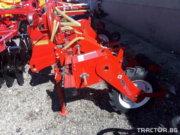 Машини за зеленчуци Agromaster Сеялка за зеленчуци 4 - Трактор БГ