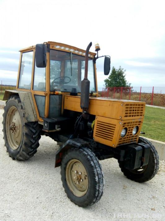 Трактори Болгар ТК 80 0