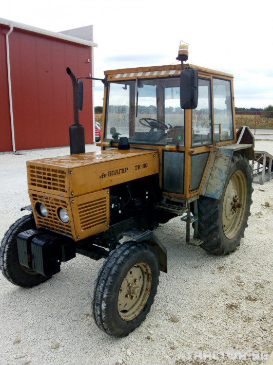 Трактори Болгар ТК 80 3