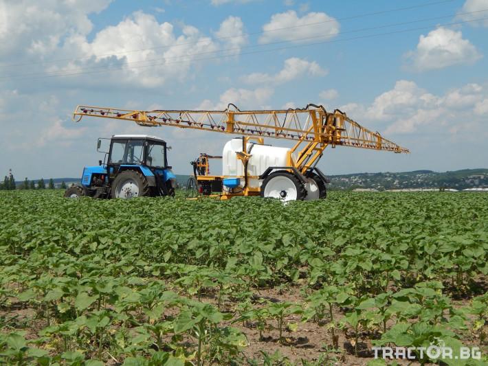 Пръскачки Boguslav 3000 литра, 24 метра 1 - Трактор БГ