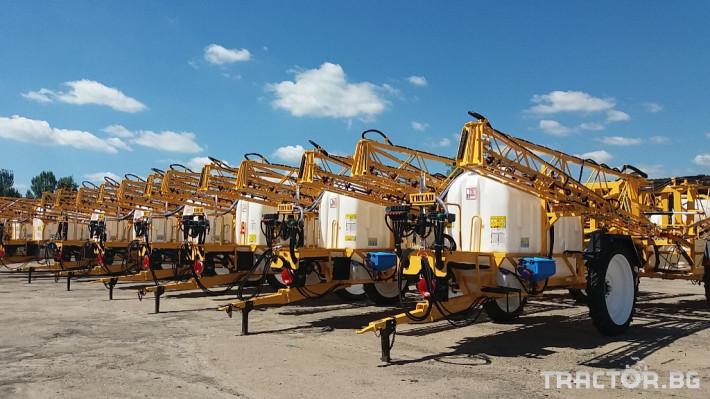 Пръскачки Boguslav 3000 литра, 24 метра 3 - Трактор БГ