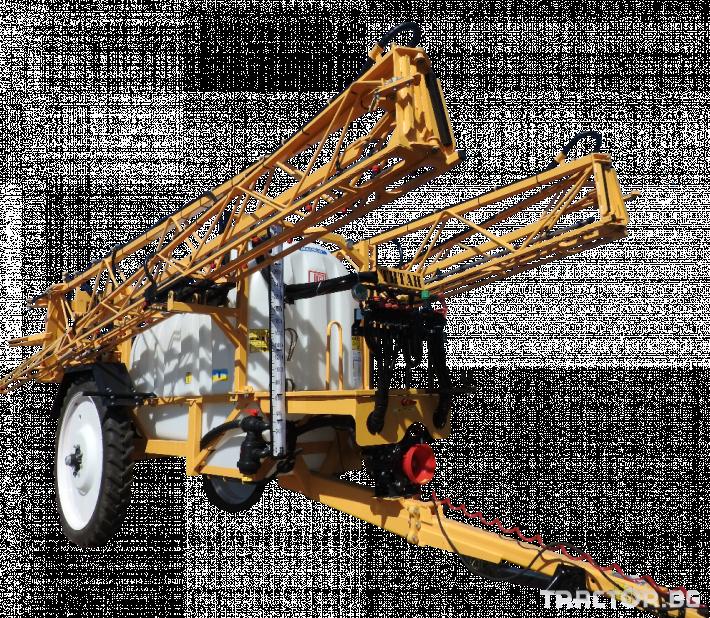 Пръскачки Boguslav 3000 литра, 24 метра 0 - Трактор БГ