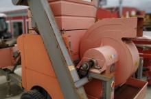 Прикачен комбайн за бобови култури AGROMASTER