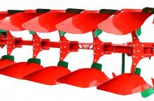 Agro Masz Обръщателен 5-корпусен плуг