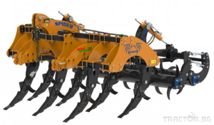 Продълбочители MORO ARATRI за трактор 180-240 к.с. 0 - Трактор БГ