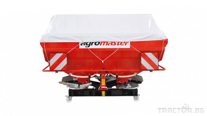 Торачки Торачка AGROMASTER 1200 литра 0 - Трактор БГ
