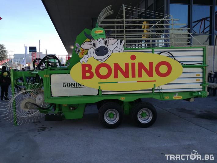 Комбайни Комбайн BONINO за маточина и лавандула 2 - Трактор БГ