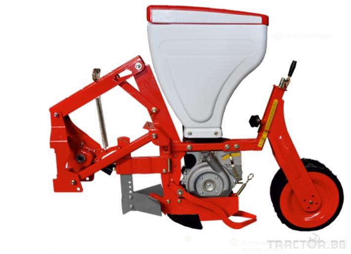 Сеялки Agromaster 6 реда с анкерен апарат и тор 1 - Трактор БГ