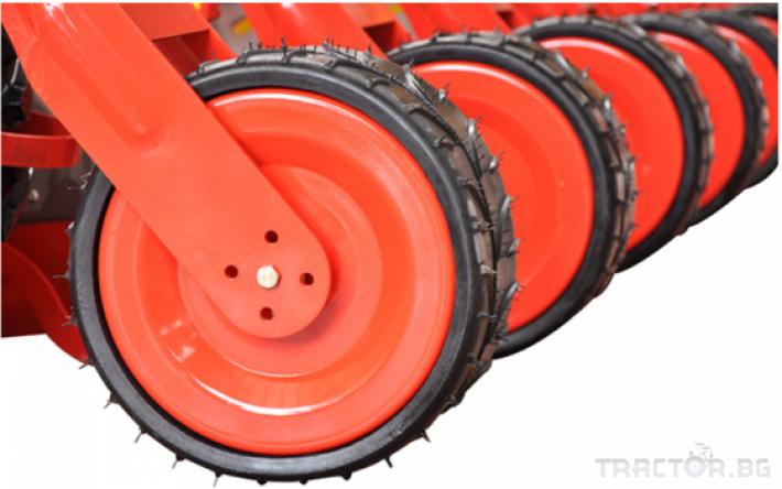 Сеялки Agromaster 6 реда с анкерен апарат и тор 2 - Трактор БГ