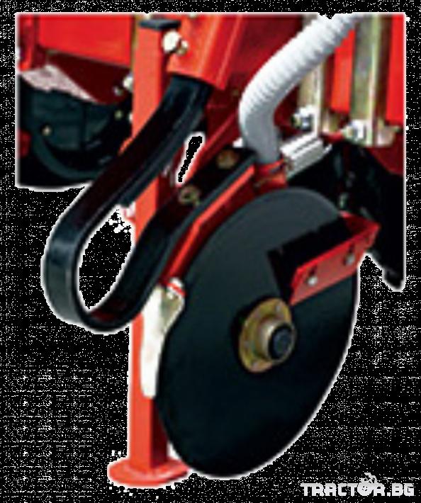 Сеялки Agromaster 6 реда с двойно дисков апарат и тор 2 - Трактор БГ