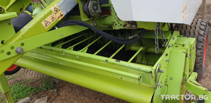 Сламопреси Claas Variant 280 3 - Трактор БГ