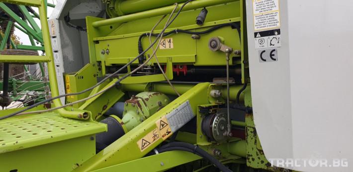 Сламопреси Claas Variant 280 4 - Трактор БГ