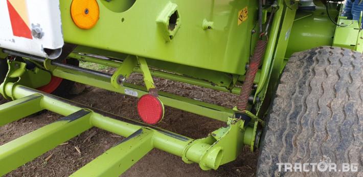 Сламопреси Claas Variant 280 5 - Трактор БГ