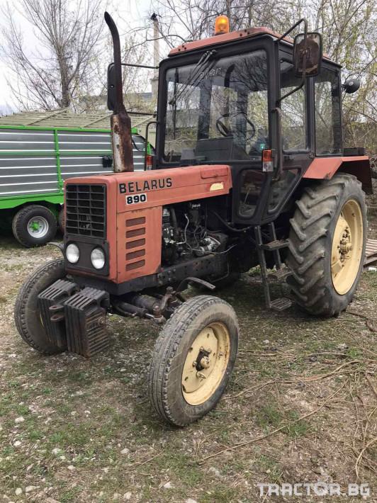 Трактори Беларус МТЗ 890 0 - Трактор БГ