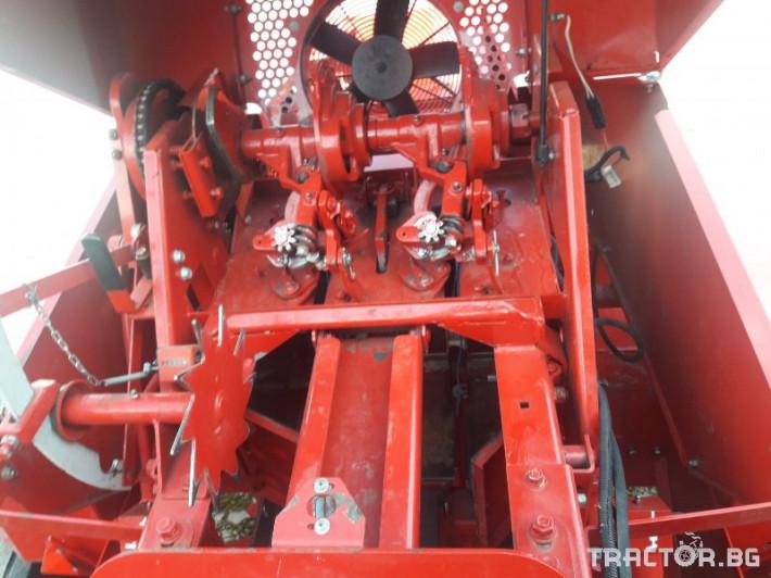 Сламопреси Massey Ferguson 1840 2 - Трактор БГ