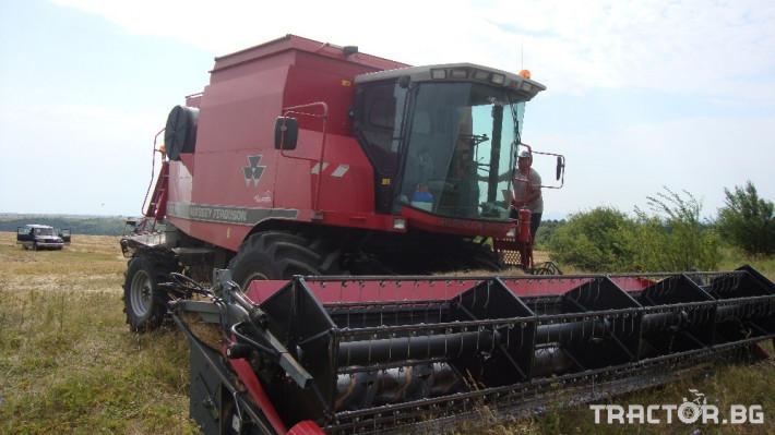 Комбайни Massey Ferguson 8780 0 - Трактор БГ