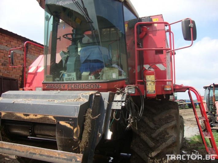 Комбайни Massey Ferguson 8780 3 - Трактор БГ