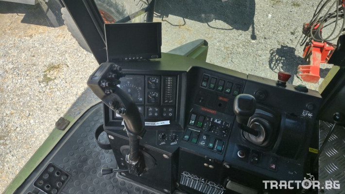 Комбайни Claas MEGA 218 9 - Трактор БГ