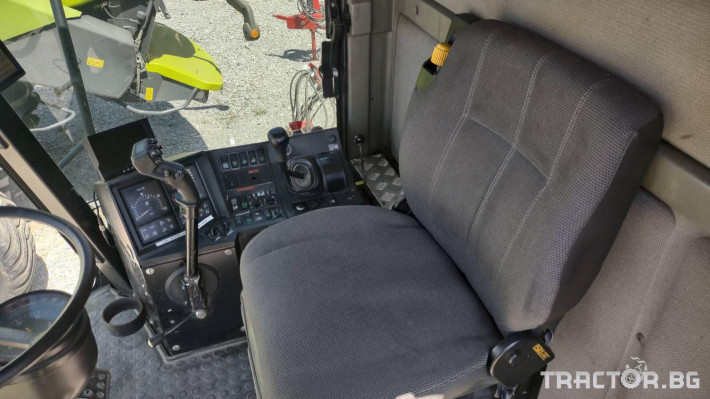 Комбайни Claas MEGA 218 10 - Трактор БГ