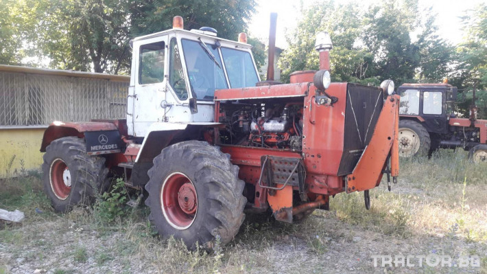 Трактори Трактор T-150K с гребло 0 - Трактор БГ